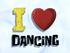 I ♥ Dancing title card