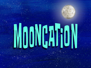 Mooncation title card