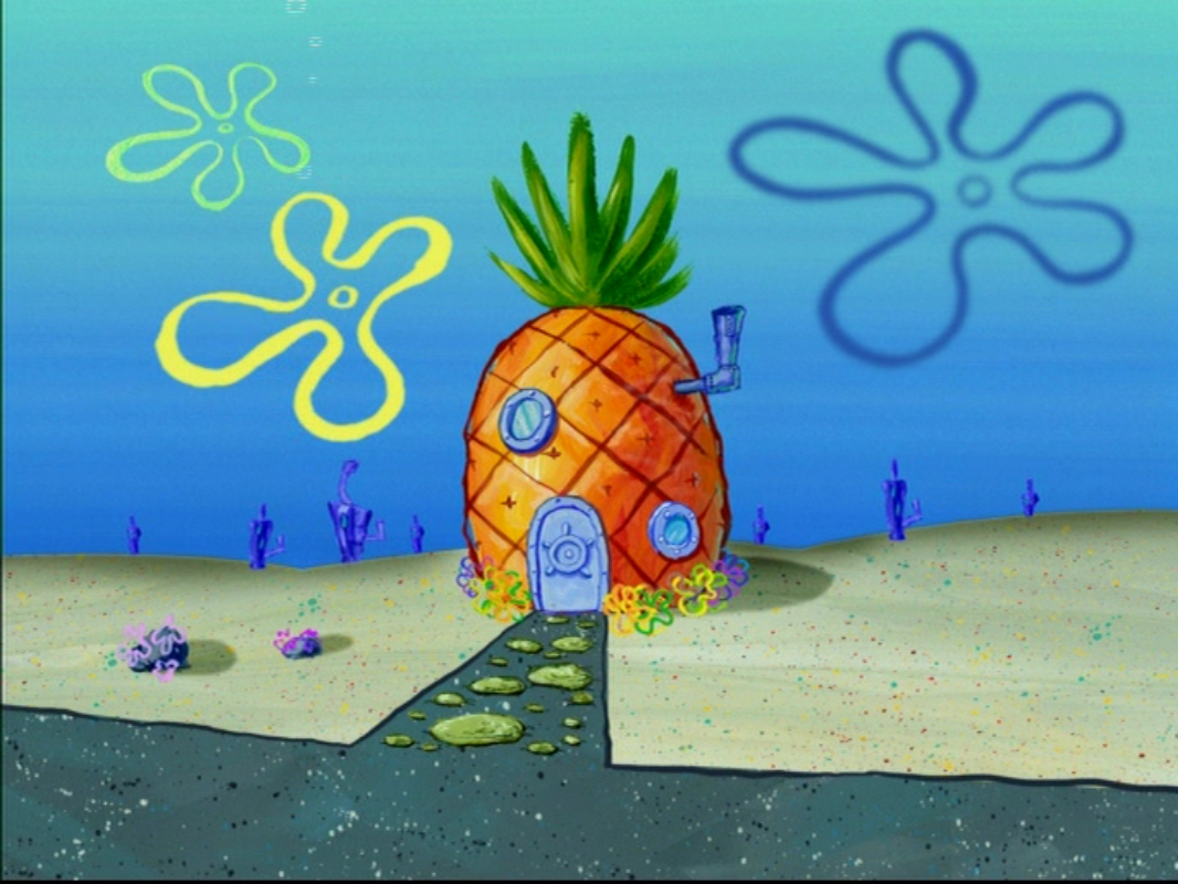 spongebob u0027s house encyclopedia spongebobia fandom powered by wikia