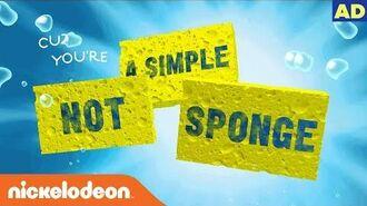 The SpongeBob SquarePants Musical '(JUST A) Simple Sponge' Lyric Video ft. Brendon Urie Nick