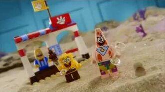 LEGO Spongebob Commercial 2011