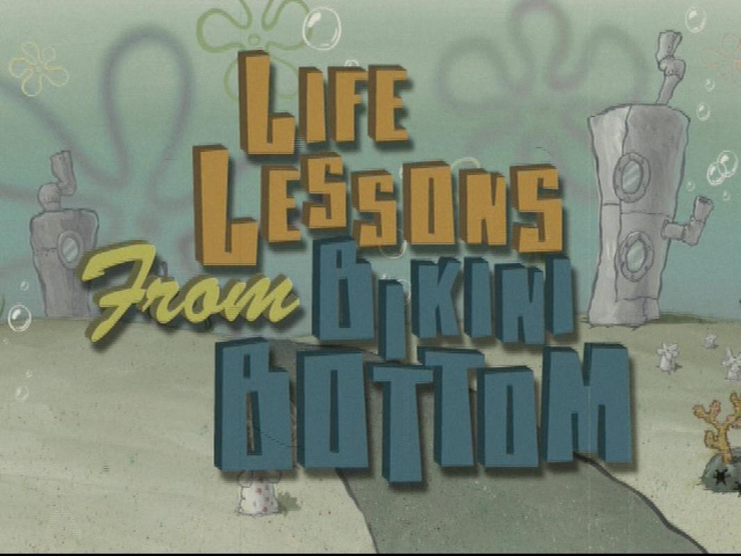 bottom plans Bikini lesson