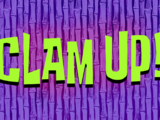 Clam Up!