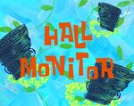Hall Monitor title card