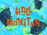 Hall Monitor/transcript