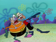 Mermaid Man and Barnacle Boy 137