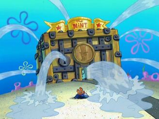 Mr. Krabs Takes a Vacation 196