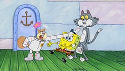 No SpongeBob Kenny!