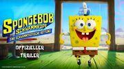 Offizieller Kinotrailer SPONGEBOB - EINE SCHWAMMTASTISCHE RETTUNG Nickelodeon Deutschland