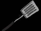 SpongeBob's spatula