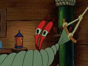 Squeaky Boots Mr. Krabs house 3