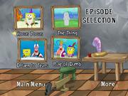 Season 4 Volume 2 disc 2 episode selection screen 1