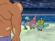 SpongeBob SquarePants vs. The Big One 349