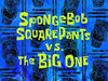SpongeBob SquarePants vs. The Big One title card