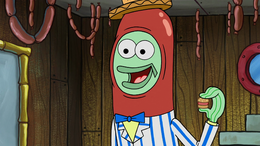 SpongeBob You're Fired 327