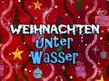 28 Episodenkarte-Weihnachten unter Wasser