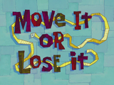 Move It or Lose It title card
