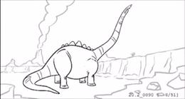 Patrickosaurus in SOOW