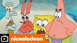 SpongeBob SquarePants - Land vs