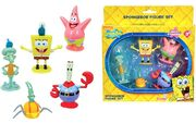SpongeBob figure set