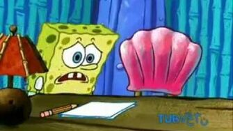 Spongebob Squarepants Procrastination Deleted Scene-1