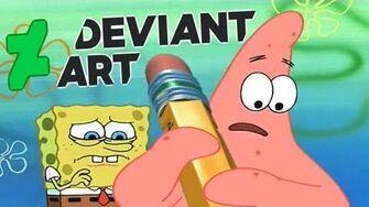 The Internet Portrayed by Spongebob
