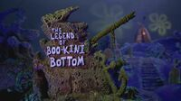 The legend of boo kini bottom