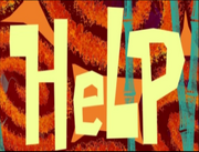 HELP title card wanted