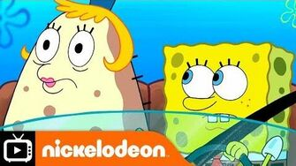 SpongeBob SquarePants Driving Test In 3D Nickelodeon UK