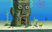Squidward's Trash House14