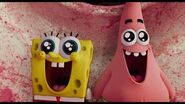 THE SPONGEBOB SQUAREPANTS MOVIE SPONGE OUT OF WATER Payoff Trailer Latin America Paramount
