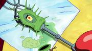 Eek, an Urchin! 131