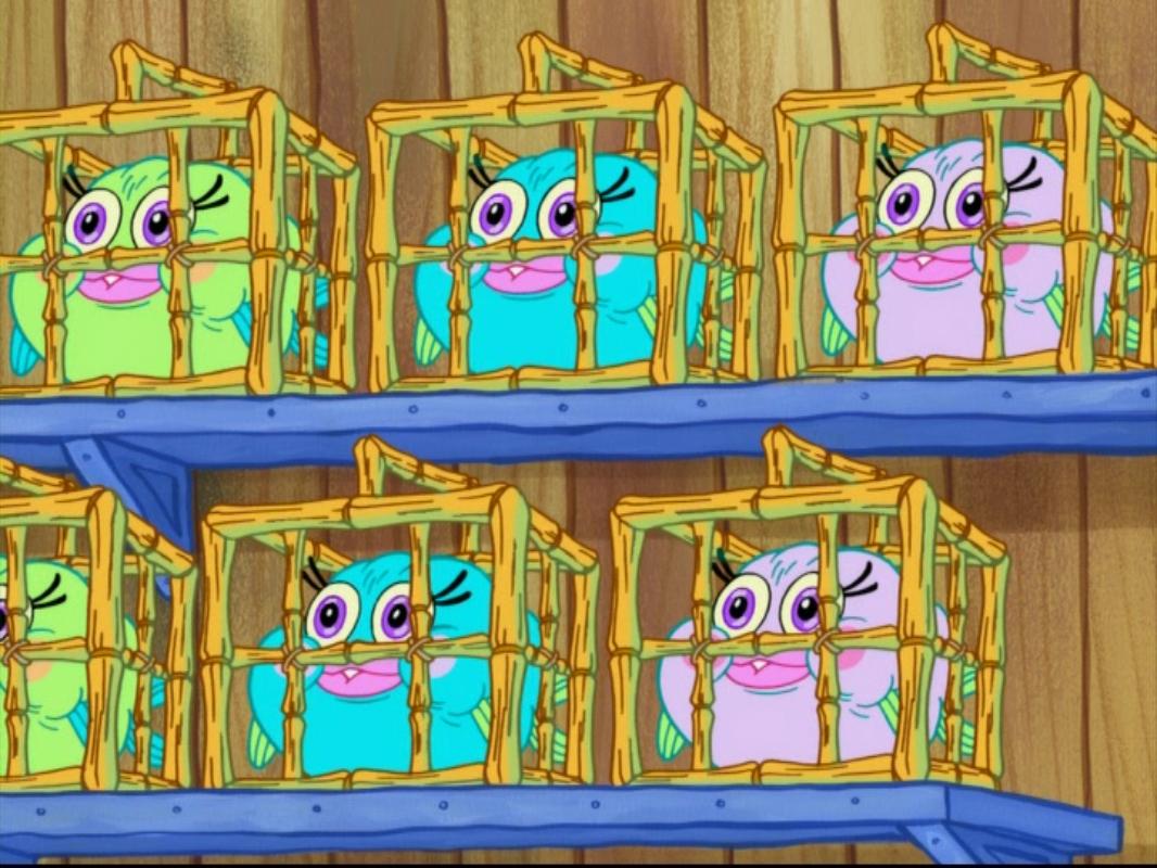 Spongebob Squarepants Baby Gary