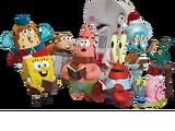 SpongeBob SquarePants (clones)
