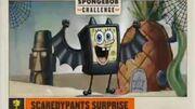 "SpongeBob SquarePants ""Whirlybrains"" Halloween Special - Official Promo w 'The SpongeBob Challange'"