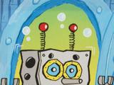 SpongeBot SquashPants