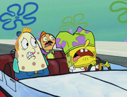 Mrs. Puff, You're Fired 176