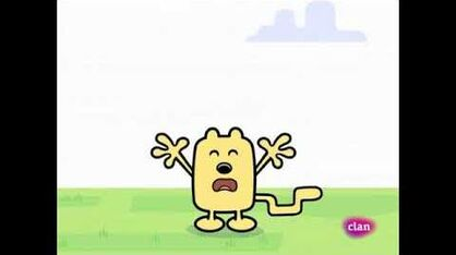 Wow Wow Wubbzy Perfecto Party but with the Dying for Pie Explosion