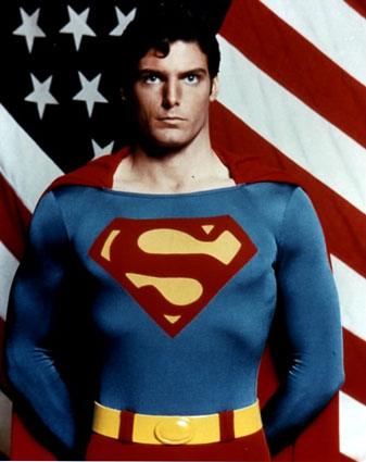 Christopher reeve as superman 5508