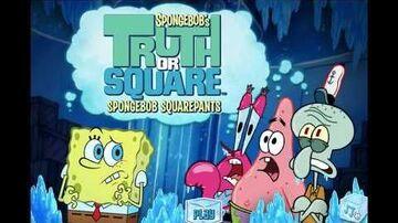 SpongeBob's Truth or Square - Full Online Game
