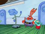 Mermaid Man vs. SpongeBob 032