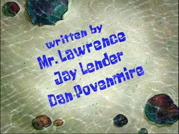 Mr. Lawrence credited as first writer in Graveyard Shift