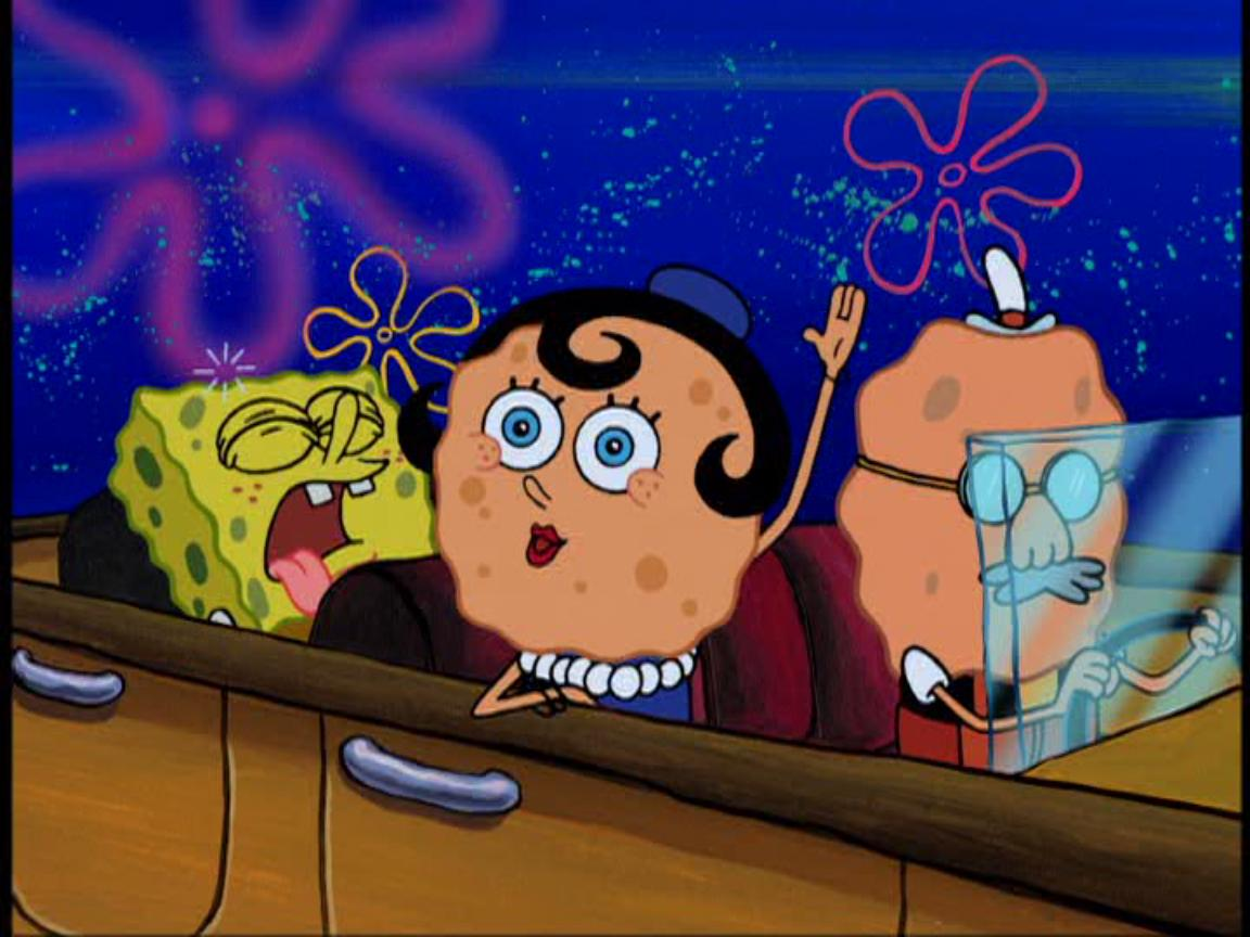 No Free Rides Spongebob
