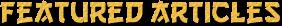 FeaturedArticlesHeader