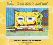 MAGNIFICENT-Spongebob-Production-CEL-5806-KEY-TO