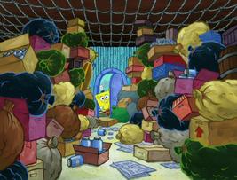 Sentimental Sponge 090