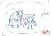 SpongeBob and Mrs Puff layout artwork-2