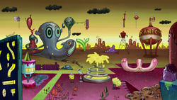 SpongeBob in RandomLand 067