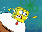 The Sponge Who Could Fly 332