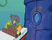 Mrs. Puff, You're Fired 152